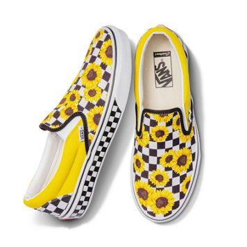 vans tournesol chaussure