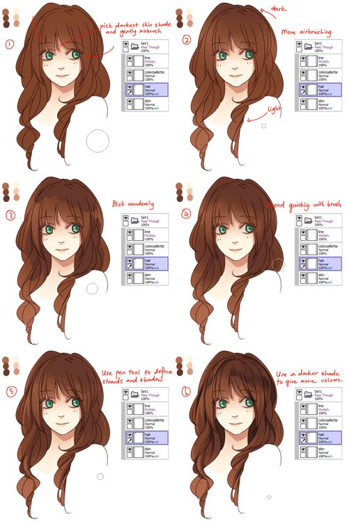 1000+ images about Soft Shading Tutorials on Pinterest ...