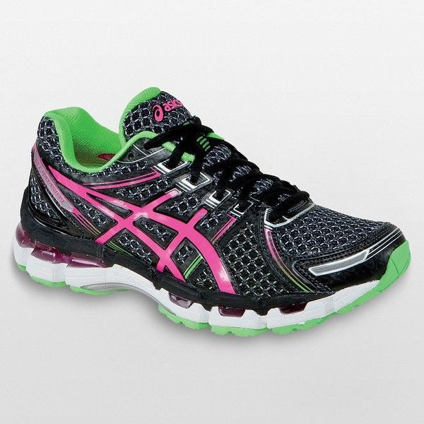 ASICS GEL-Kayano 19 High-Performance Running Shoes - Women $150 Best for distance- shape mag. (Normal arches)