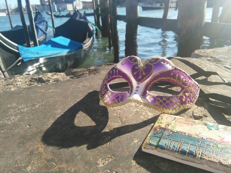 Venice, Carnival, Gondola...