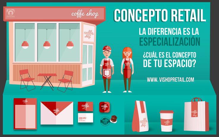 LA DIFERENCIA ES LA ESPECIALIZACIÓN #VishopRetail #VisualMerchandising #IdentidadVisual #ADNmarca #Brandig #Retail  www.vishopretail.com