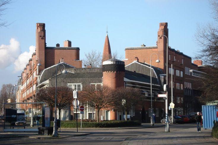 amsterdam spaarndammerbuurt - Google zoeken