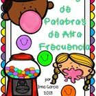 "Fun+and+a+great+way+for+learning+sight+words+in+Spanish!!  A+game+similar+to+the+""Popcorn+Game""!!+A+child+gets+a+card+and+if+they+read+the+sight+wo..."
