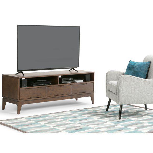 Support Tv Pour Televiseurs Jusqu A 60 Harper Mobilier De Salon Meuble Tele Support Tv