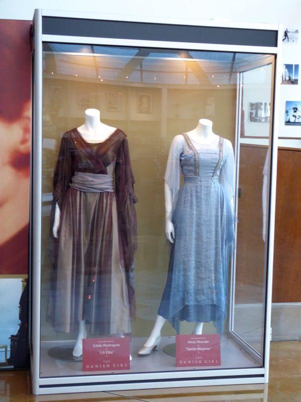 The Danish Girl movie costumes