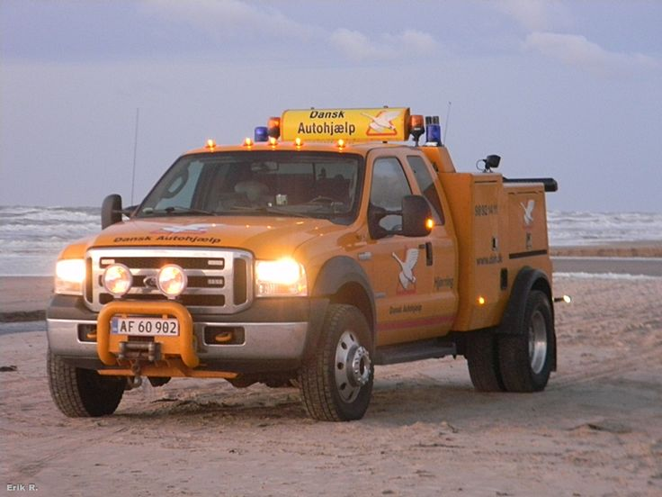 Ford F450 - tow