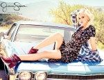 [PICS] Ashlee Simpson Models Jessica Simpson Collection - Hollywood Life