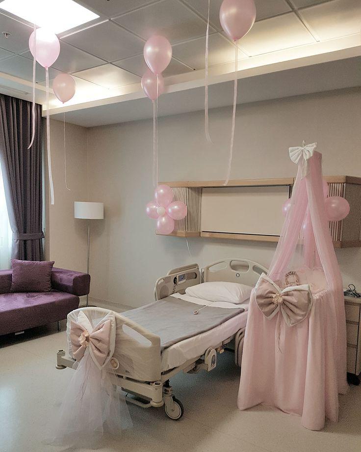 yağmur bebek hastane odası süsleme izmir