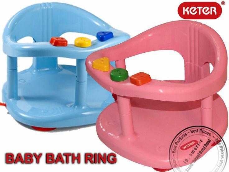 Pinterest\'teki 25\'den fazla en iyi Baby bath ring fikri