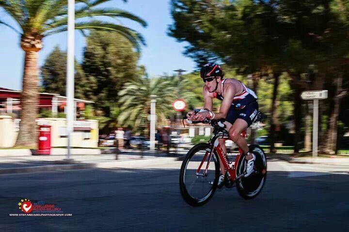 European Middle Distance Champs at Challenge Mallorca. Great but tough race :-)