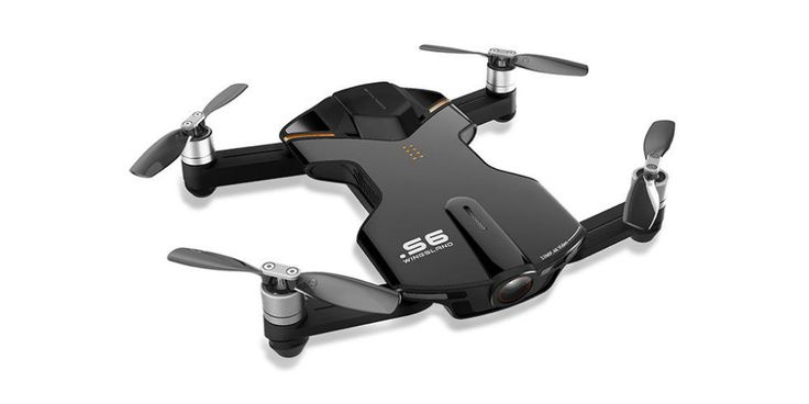 A Camera Drone That Fits in Your Pocket