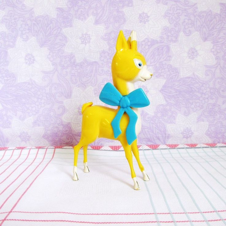 Babycham Deer Original Promotional Merchandise 1960's Kitsch Yellow Deer by NoodlesVintageThings on Etsy https://www.etsy.com/uk/listing/286255283/babycham-deer-original-promotional