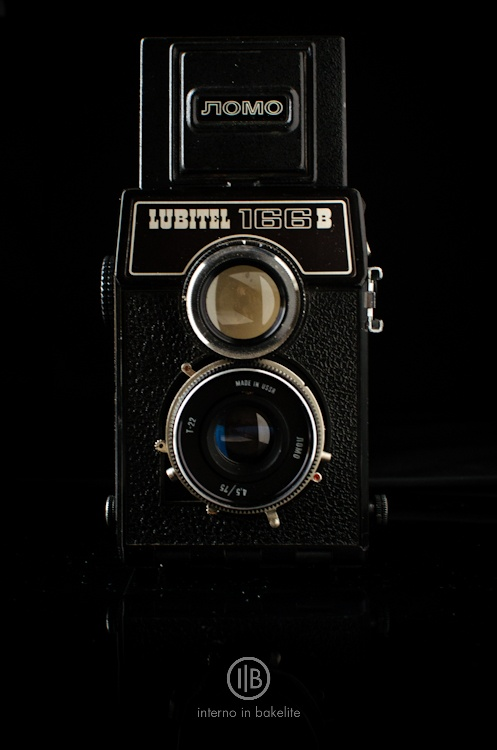 Lubitel 166 B @internoinbakelite.wordpress.com