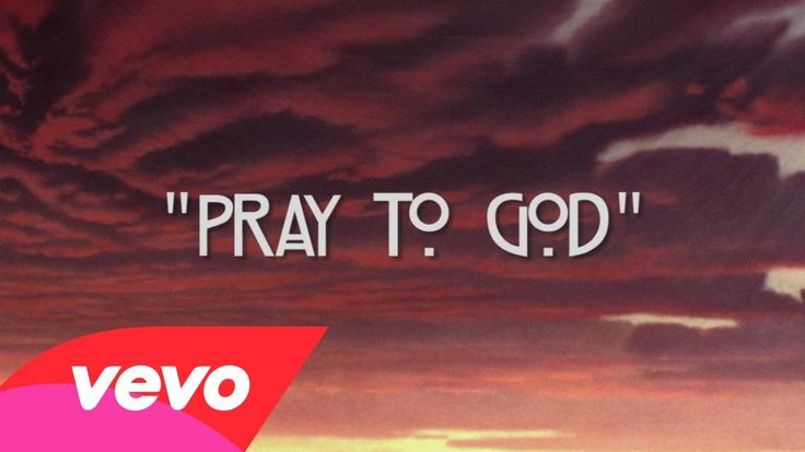 "Calvin Harris - Pray to God ft. HAIM One of the most iconic female bands off our current time, Haim, has teamed up with Calvin Harris to bring us ""Pray To God"". I'm in love with this track. ♥"