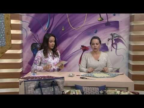 Toalha de Minuto por Regina Tortorelli - 10/07/2017 - Mulher.com - P1/2 - YouTube