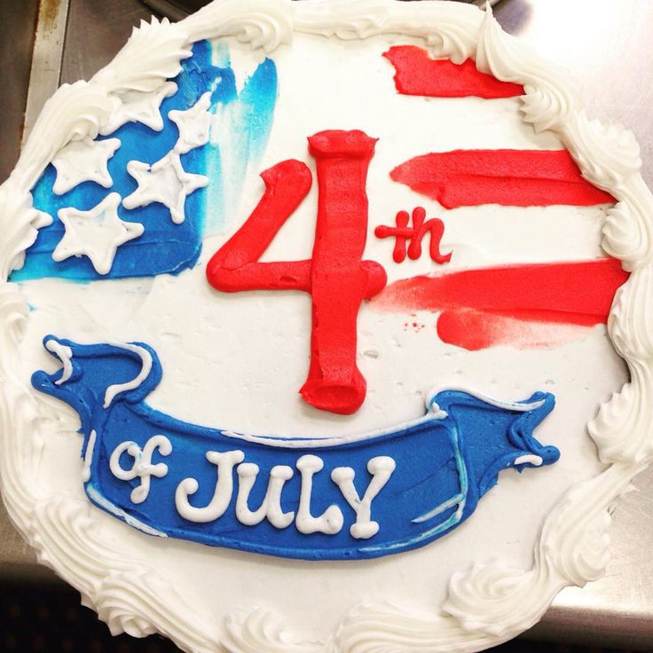 wilton 4th of july cake ideas