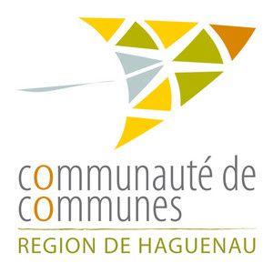 Logo de la Communauté de communes de la région de Haguenau