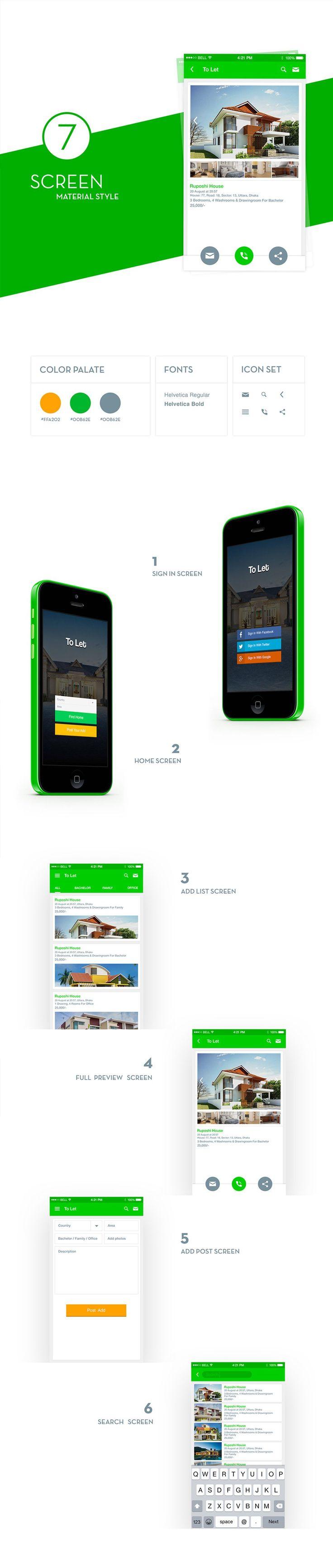 14 best System message images on Pinterest | Mobile design patterns ...