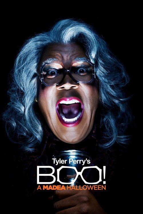 Watch Boo! A Madea Halloween (2016) Full Movie Online Free