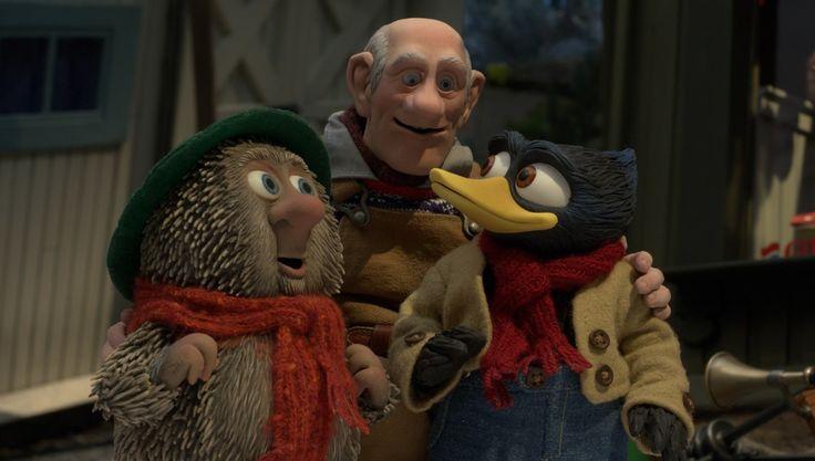 Ludvig, Reodor Felgen og Solan - Ludvig, Reodor Felgen og Solan er filmens hovedpersoner Maipo AS