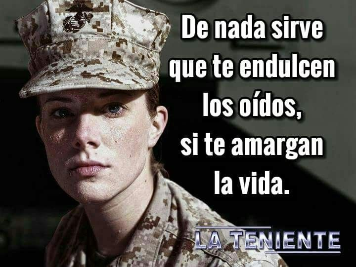 Frases De Amor Militar: Más De 25 Ideas Increíbles Sobre Frases De Mujer Soldado