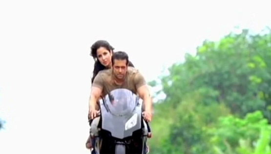 New song from Ek Tha Tiger: If you can't wait for August 15 to watch Salman and Katrina in their new film, here's a song to keep you happy. It's called (what else?) Tiger. http://ndtv.in/O60tNJ