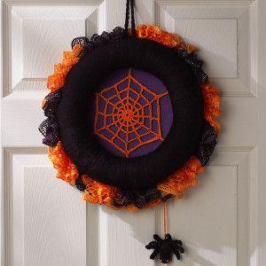 Hanging Crochet Skeleton                                                       14 Pumpkin Patterns: Free Crochet Patterns to Make for Halloween