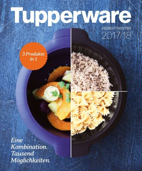 8 besten tupperware katalog 2017 bilder auf pinterest for Katalog dekoration