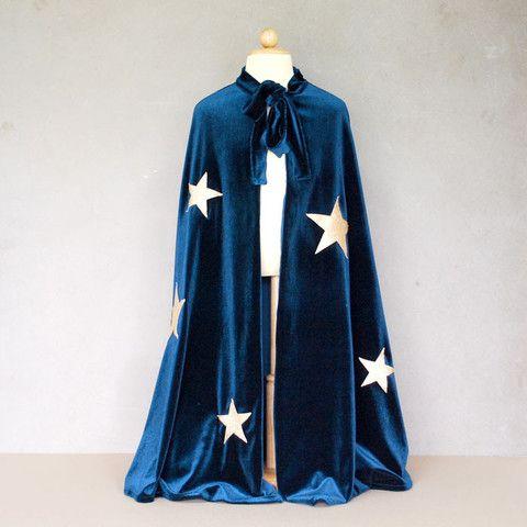 Capa Disfraz de Mago Velvet by N74 | BelandSoph.com
