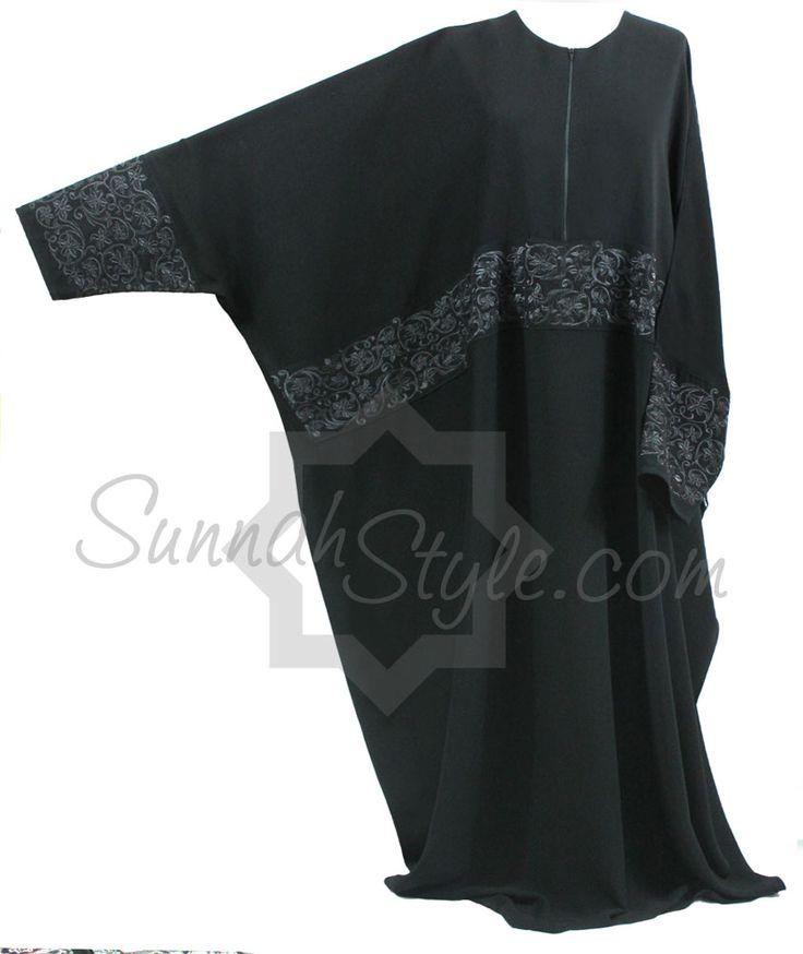 Night Lily Bisht Abaya by Sunnah Style #SunnahStyle #Islamicclothing #abayastyle #bisht