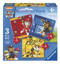 Ravensburger puzzel PAW Patrol 3 in a box