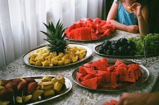 Es bueno comer fruta despu s de las comidas recetas de Comidas caseras sencillas