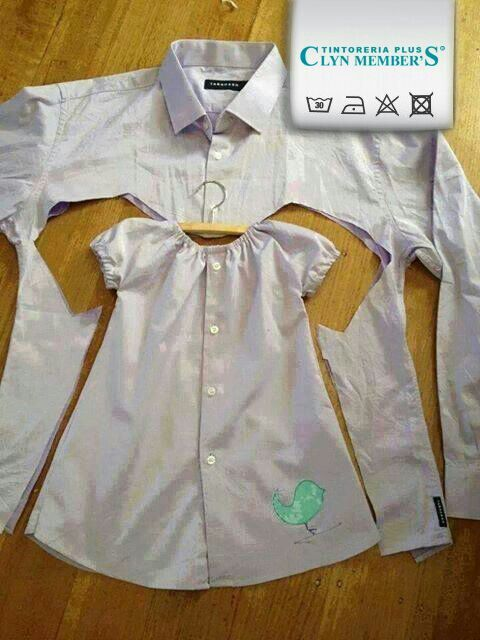 Reciclar camisa