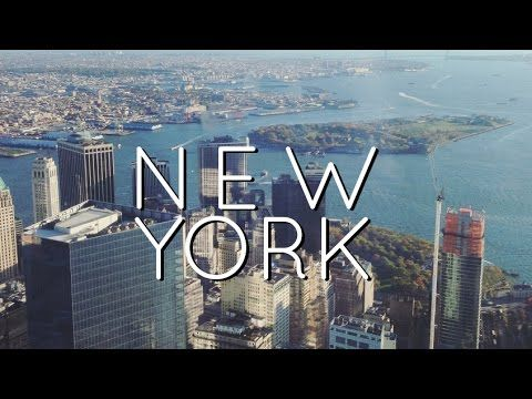 New York - South Ferry, One World Trade Center & ein New York, New York-Video! - TRYTRYTRY