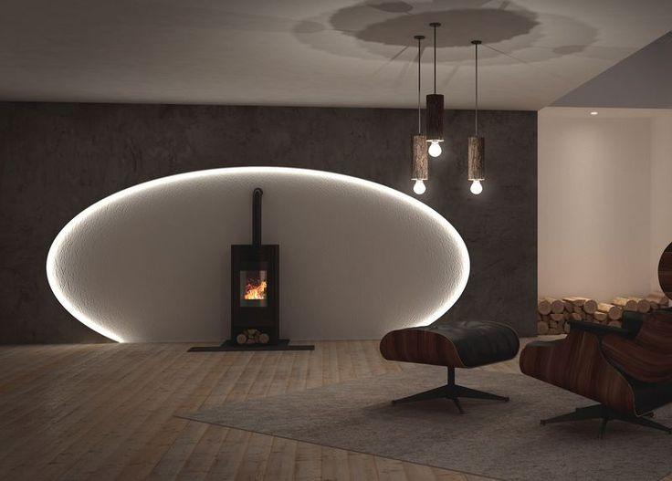 12 besten wandgestalttung bilder auf pinterest tapeten wandgestaltung wohnzimmer und malen. Black Bedroom Furniture Sets. Home Design Ideas