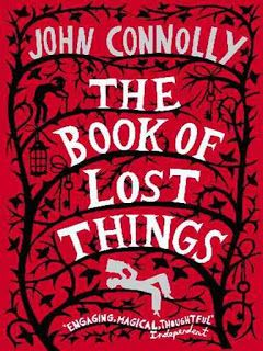 Bookshelf Butterfly: The Book of Lost Things by John Connolly