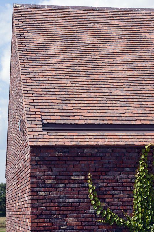 Projet de rénovation d'une ferme à Roeselare Architect/Architecte: BURO II & ARCHI +I Terca