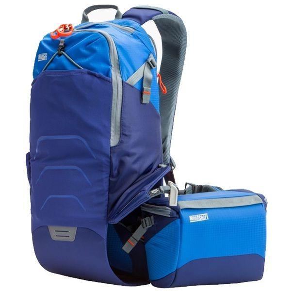 photo Mindshift Sac à dos Gear Rotation 180° Trail - Bleu