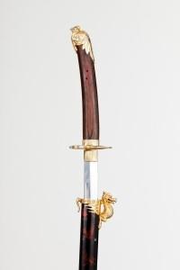 Stormdancer UK cover creation - close up of sword 2