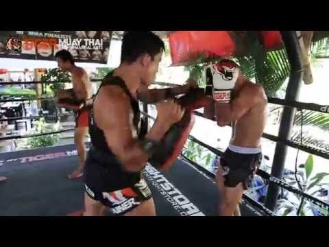 UFC and Tiger Muay Thai Trainer: Master Yod |