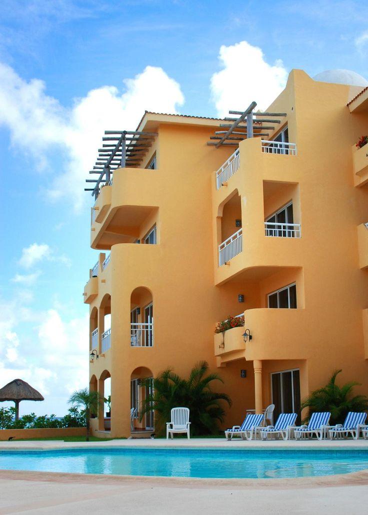 Cozumel; Playa Azul Golf, Scuba, Spa $200 for a few nights