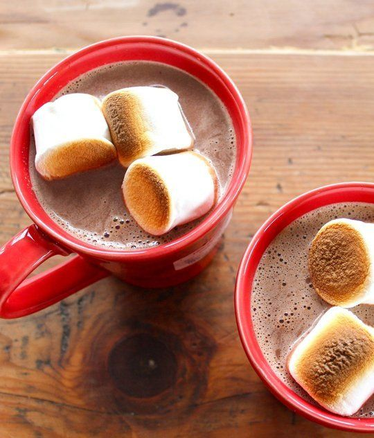 Recipe: Nutella Hot Chocolate — The 10-Minute Happy Hour | The Kitchn