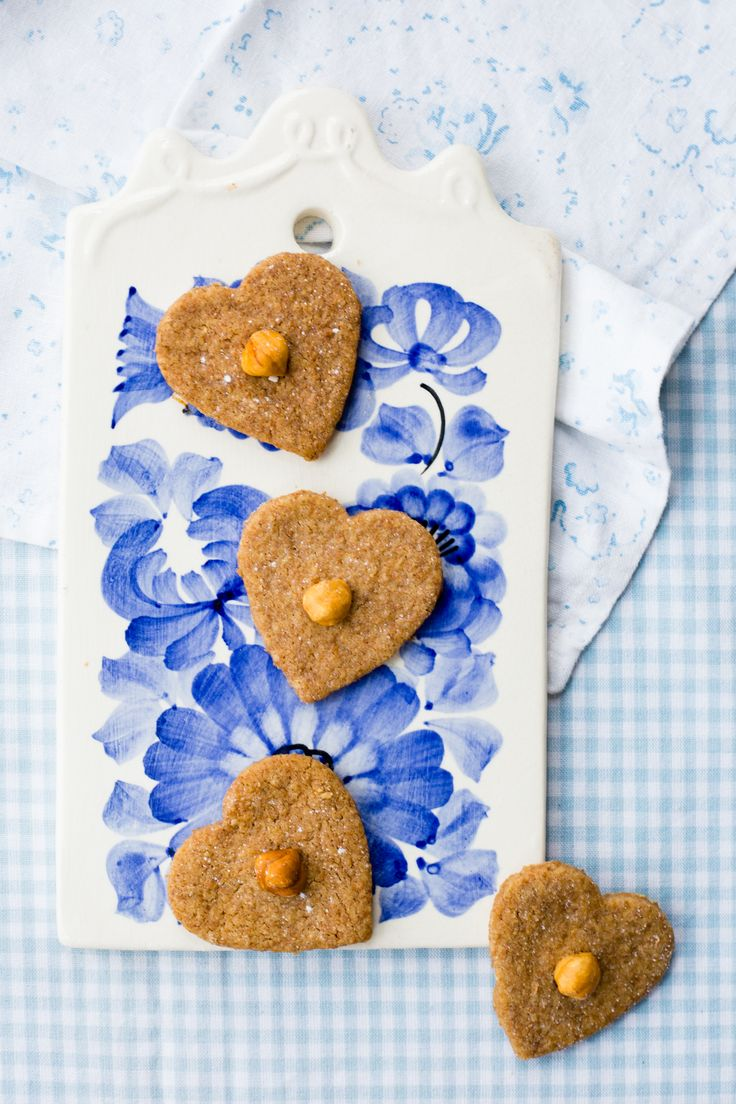 These cardamom biscuits are perfect with a strong cup of tea.
