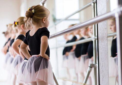 My little girl will be in ballet