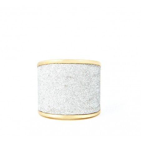 Glam Wide Band Ring