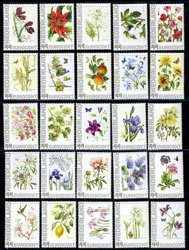 Flowers by Janneke Brinkman 25v