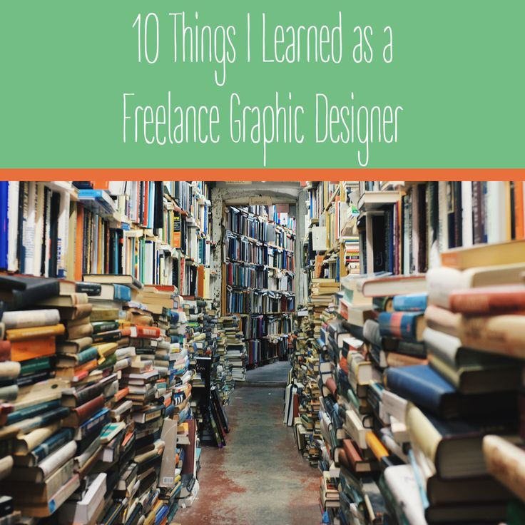 10 Things I Learned as a Freelance Graphic Designer  | Varró Joanna Design | Graphic Design Tips | Designer | Freelancer | Inspiration | Graphic Design | Graphic Designer