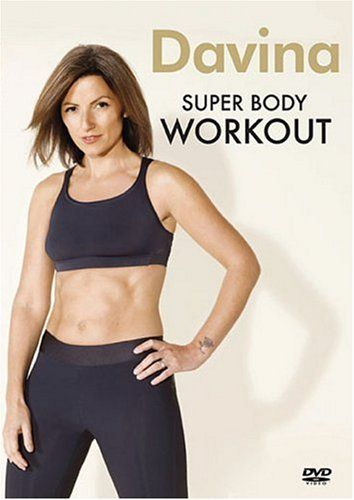 Davina – Super Body Workout [DVD]