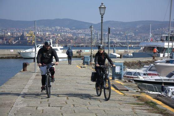 Da Trieste a Portorose, partendo però a bordo del Delfino Verde