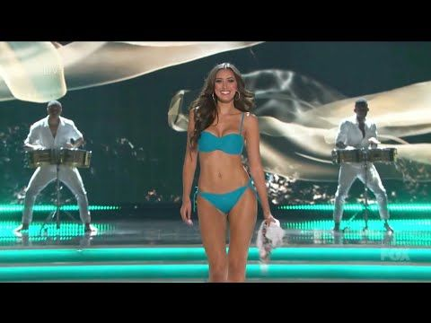 Rachel Peters - Swimsuit Competition   Miss Universe 2017 - YouTube